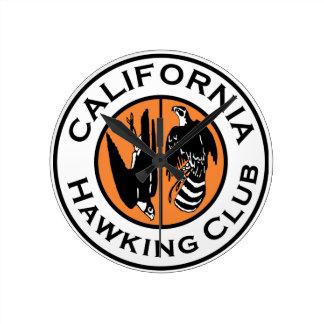 CHC logo Round Clock