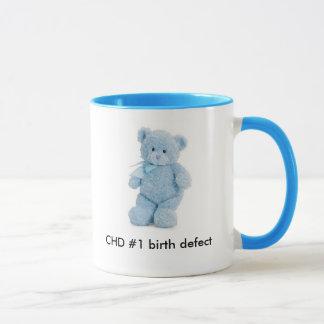 CHD #1 birth defect Mug