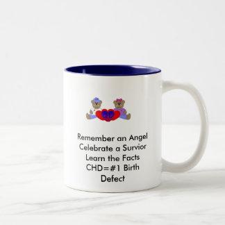 CHD Awareness Mug