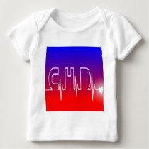 CHD EKG BABY T-Shirt