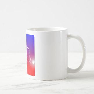 CHD EKG TAZA DE CAFÉ