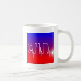 CHD EKG TAZAS DE CAFÉ