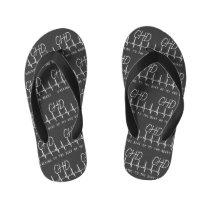 CHD Heartbeat Pair of Flip Flops
