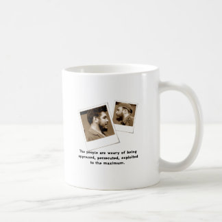 Che-and-Fidel-T-g-b Coffee Mugs