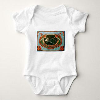 Che, bandoneon baby bodysuit