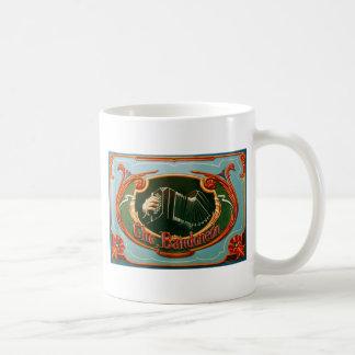 Che, bandoneon coffee mug