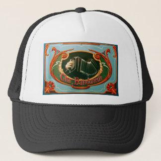 Che, bandoneon trucker hat
