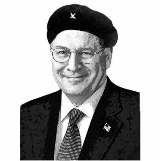 Che Cheney Desktop Warrior Statuette