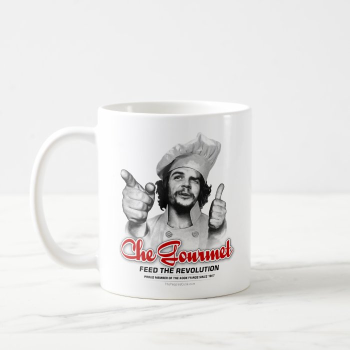 Che Gourmet Feed The Revolution - Left Handed Mug