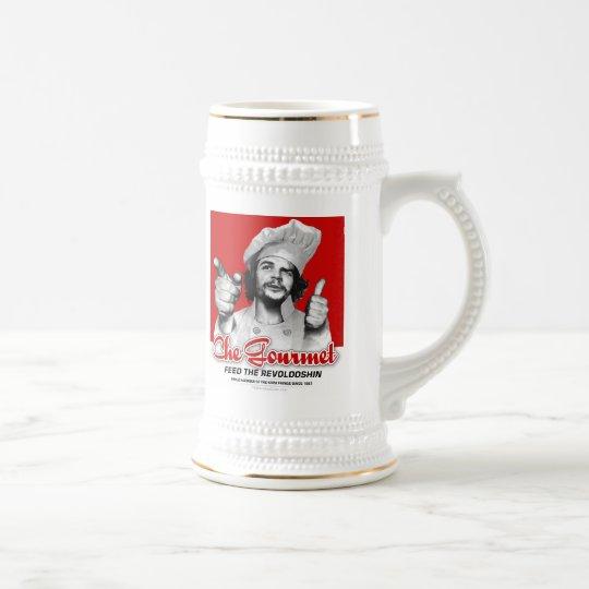 Che Gourmet Guevara Day & Night Drinking Stein