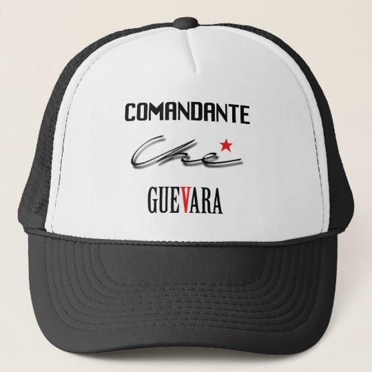 che_guevara_48 trucker hat