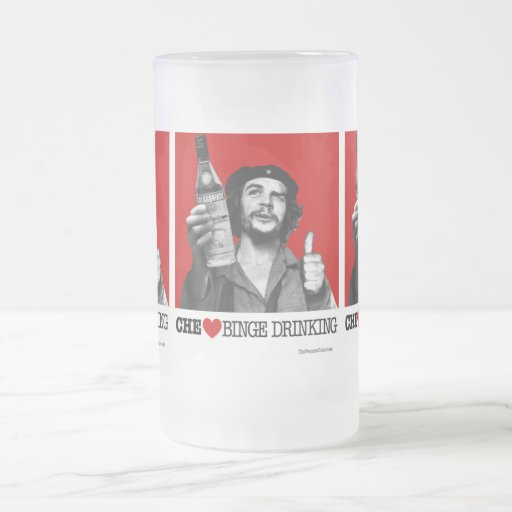 Che Guevara Binge Drinking Mug