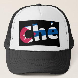 Che Guevara Cuban flag Trucker Hat