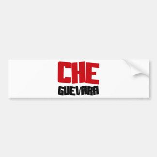 Che Guevara Design Bumper Sticker