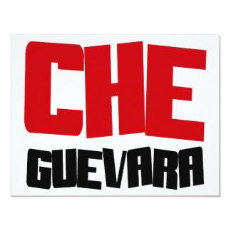Che Guevara Design Card