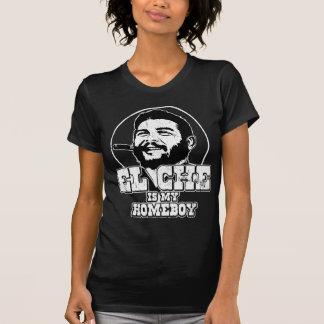 Che Guevara es mi Homeboy Remeras