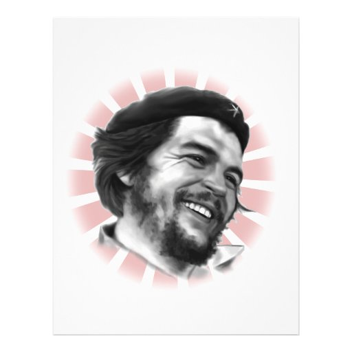 "Che Guevara Folleto 8.5"" X 11"""