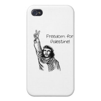 Che Guevara , Freedom for Palestine! iPhone 4/4S Cover