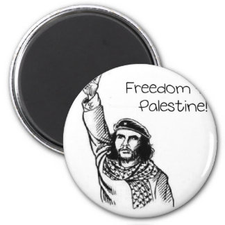 Che Guevara , Freedom for Palestine! Magnet