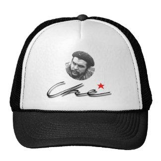 che-guevara mesh hat