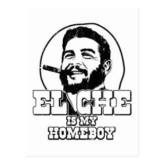 Che Guevara is my Homeboy Postcard