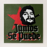 Che Guevara Juntos Se Puede Quote Together We Can Jigsaw Puzzle