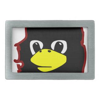 che guevara linux tux penguin belt buckle