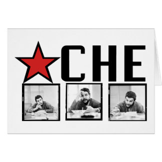 Che Guevara Pictures Greeting Cards