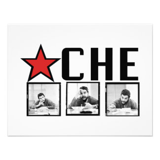 Che Guevara Pictures Announcement