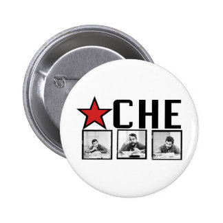 Che Guevara Pictures! Pinback Button