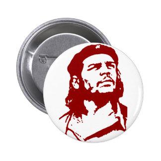 Che Guevara. Pin Redondo De 2 Pulgadas