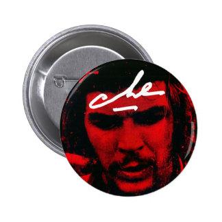 Che Guevara Pin Redondo De 2 Pulgadas