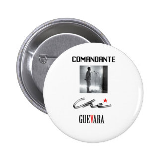 Che Guevara Pinback Button