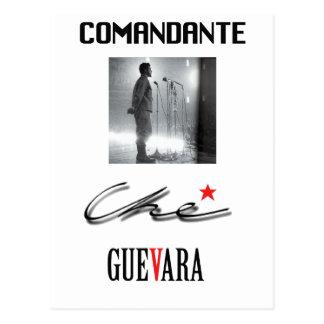 Che Guevara Post Card