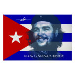 Che Guevara Smile Poster