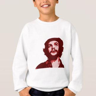 che guevara smile sweatshirt