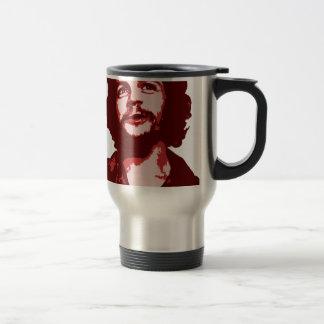 che guevara smile travel mug