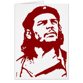 Che Guevara. Tarjeta De Felicitación