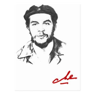 Che Guevara Tarjeta Postal