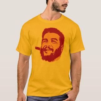 Che Guevara with Cigar Portrait T-Shirt