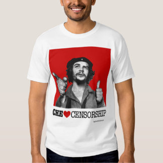 Che Heart Censorship T-Shirt