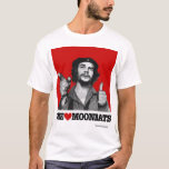 Che Heart Moonbats T-Shirt