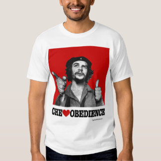 Che Heart Obedience T-Shirt