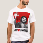 Che Heart The People's Cube T-Shirt