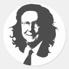 Che McConnell Classic Round Sticker