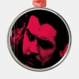 che metal ornament