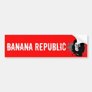 Che Monkeyvara Bumper Sticker