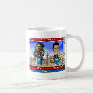 Che O and Romney Coffee Mug