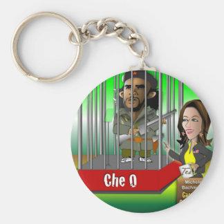Che Obama Keychain