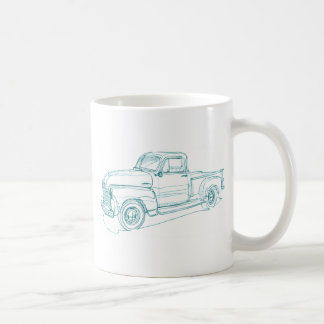 Che pickup 1953 coffee mug